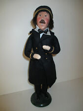 Bryers Choice Carolers 2003 Sea captain doll