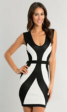 Elegant Lady Sexy Bodycon Bandage Evening Party Cocktail Office Pencil Dress D27