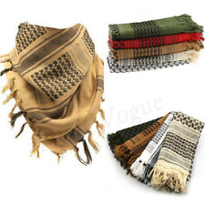 Lightweight Military Shemagh Arab Tactical Desert Army Shemagh KeffIyeh Scarf Z