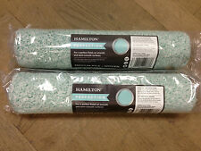 2 x Hamilton ion Woven Paint Rollers - Various Piles And Sizes (30.5cm,38.1cm)