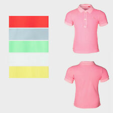 Zara (ex) Baby Polo T-Shirts Short Sleeve Various Colours 3-6 up to 24-36 Months