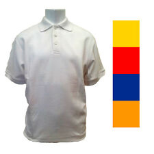 Boys Solid Color Polo Shirt School Uniform Size 4 5 6 7 8 10 12 14 16 18 20