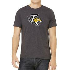 Towson University Tigers Distressed Logo Tee  Version 2