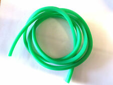 GOLIATH Green 5 MM Square catapult elasic replacment rubber bands slingshot 1mtr