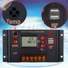 10A/20A PWM Solar Panel Battery Regulator Charge Controller 12/24V Autoswitch SS