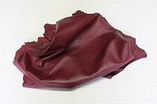 Lambskin leather hide skin hides Genuine Sheep Nappa Finish Leather 5 Sq Ft !!05