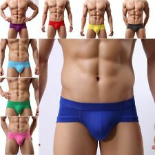 2015 Men's Sexy Cotton Underwear shorts men boxers underpants Soft Briefs