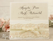 Personalised Invitations Sample Cards Handmade Invitation Card with Envelopes