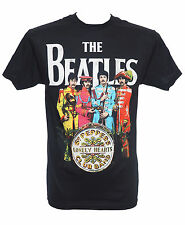 THE BEATLES - SGT PEPPERS CLASSIC - Official Licensed T-Shirt - New S M L XL