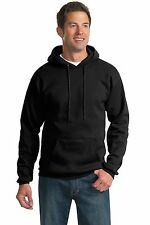 Port & Company Adult PC90H Hooded Sweatshirt Ultimate Pullover NEW