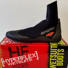 New Hyperflex Access Round Toe 3mm Wetsuit Boots *Sizes: 8 9 10 11*