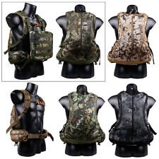 Military Army Molle Waterproof Tactical Assault Camping Hunting Backpack Pack