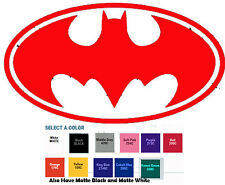 Batman Decal Diecut Sticker Self Adhesive Vinyl