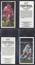 TREBOR BASSETT - FOOTBALL 1992-93 (NUMBERS 26-48) PLEASE SELECT YOUR CARD.