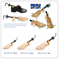 Men/Women Shoe Tree Stretcher Shaper Keeper Length Width US Size 5-8/6-9/8-14