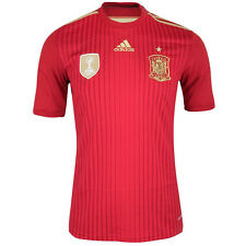 RSPA13: Spain home shirt - brand new official 14-15 Adidas jersey ESPANA top tee