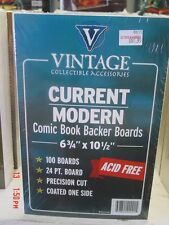 1000 ULTRA PRO CURRENT COMIC BAGS & 1000 CURRENT COMIC BACKERS! 100% ACID FREE!