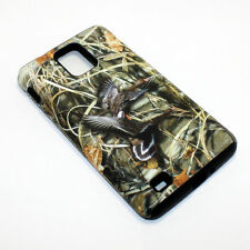 Wild Duck Hybrid ShockProof Phone Cover Case For Samsung Infuse 4G I997