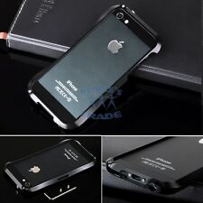 New Deluxe Metal Aluminum Frame Bumper Case Cover For Iphone 5