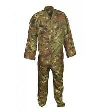 New Vegetato Camo Original Issue Italian Army Military BDU Set