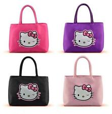 New Popular Anime Cartoon Sanrio Hellokitty Lady Oxford Handbag Shopping Bag