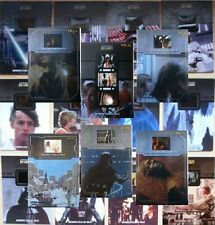 Topps Star Wars FILM RELICS Jedi Legacy / SW Illustrated  PICK LIST  2013 / 2015
