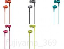 SONY h.ear in MDR-EX750AP Hi-Res Canal type earphone 5colors Express mail JAPAN