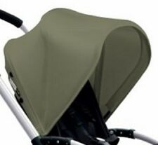 NEW! BUGABOO BEE3 BEE STROLLER SUN EXTENDABLE CANOPY BLACK PINK RED WHITE BLUE