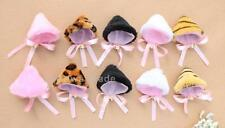 Cat Ears Hair Clip Hairpin With Bell for Cosplay Party Lolita Hair Accessory NEW