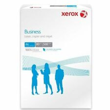 A4 Xerox Business Paper 80gsm (210mm x 297mm) 500-25000 Sheets Available