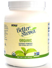 Better Stevia Zero Calorie Sweetener Certified Organic Extract Powder - 1 lb