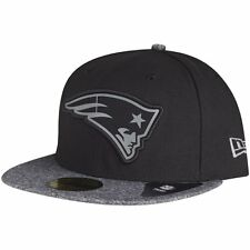 New Era 59Fifty Cap - New England Patriots black