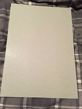 LIGHT GREY A4 CARD STOCK 240GSM  (YOU CHOOSE AMOUNT) FREE POSTAGE