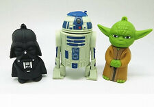 Cartoon Star War Warrior USB 2.0 Memory Stick Flash pen Drive 8GB 16GB 32GB 64GB