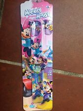 1 pc mickey mouse  Kids Snap Slap Band Wrist Watch Party lolly bag gift Toy