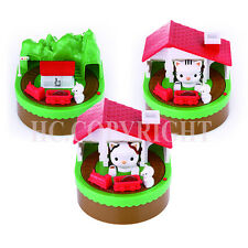 Hot Funny Cute Cat&Mouse Coin Bank Itazura Automated Money Save Box With Music
