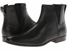 CALVIN KLEIN Leather Mens Boot Shoe! Reg$130 Sale$109.00 LastPair!