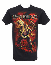 IRON MAIDEN - BENJAMIN BREEG RED GRAPHIC - Official T-Shirt - New S M L XL