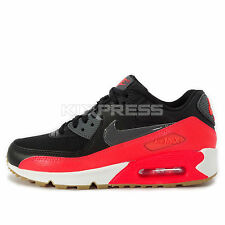 Nike WMNS Air Max 90 Essential [616730-025] NSW Running Black/Grey-Infrared-Sail