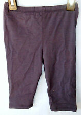 SPLENDID Stretch NAVY Knit Full Length Legging GIRL SIZE 6/12 Months NWOT