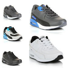 MENS RUNNING TRAINERS CASUAL LACE GYM WALKING SPORTS SHOES SIZE UK 7 8 9 10 11
