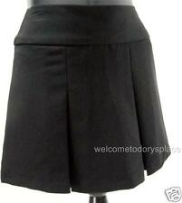 BLINK Girls Dressy Pleated Skirt Black Size 7 Special Occasion Brand NEW NWT