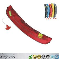 A+ Quality Inflate Inflatable Belt SUP Waist Life Jacket Vest Classic PFD Manual