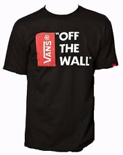 Vans - Off The Wall Tee Black