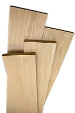 "3/4"" Thick Wide White Oak (PICK YOUR SIZE) Craft Wood Boards Lumber Woodworking"
