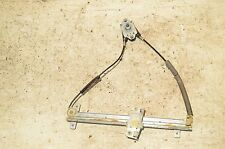 Jeep Wrangler TJ OEM RH Passenger Full Door Window Regulator 1997-2006 02s