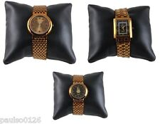 Ladies & Gents Watches by Fiton 22k Electro Gold Plated Water Resistant