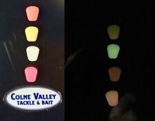 pop up sweetcorn standard and nite glow 4 colours takes on flav cv tackle