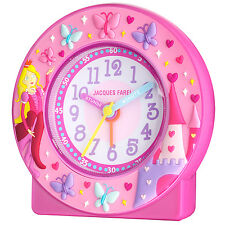 JACQUES FAREL Princess Alarm clock for Girls ACN7777