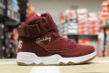 EWING ATHLETICS 33 HI BIKING RED/GUM SUEDE SZ 5-13 BRAND NEW 1EW90013-602 SUEDE